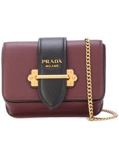 мини сумка Cahier  Prada