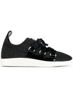 кроссовки на шнуровке Giuseppe Zanotti Design