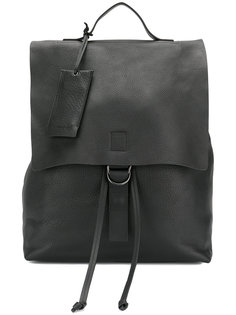 рюкзак с багажной биркой Marsèll