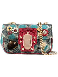 мини сумка на плечо Lucia  Dolce & Gabbana