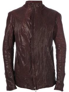 байкерская куртка на молнии Incarnation