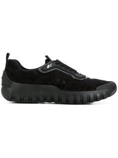 кроссовки на массивной подршве Prada