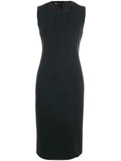классическое приталенное платье  Les Copains