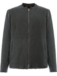 куртка с меховой подкладкой By Walid