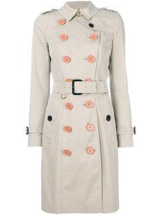 пальто-тренч с поясом  Burberry