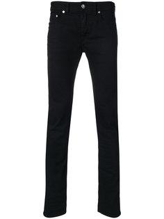 джинсы скинни с заниженной талией Diesel Black Gold