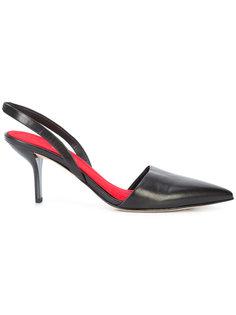 туфли с открытой пяткой на шпильке Dvf Diane Von Furstenberg