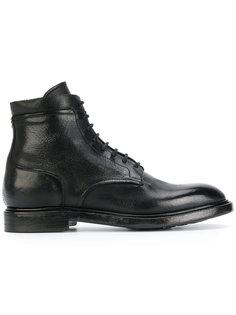 грубые ботинки Silvano Sassetti