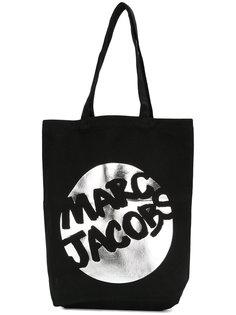 парусиновая сумка с логотипом Marc Jacobs