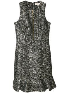 платье с оборкой  Michael Michael Kors