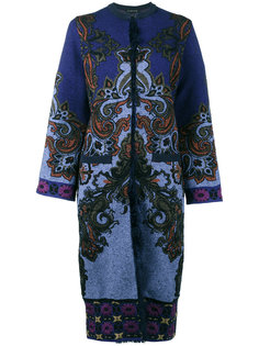 пальто-кардиган Mongolia Etro