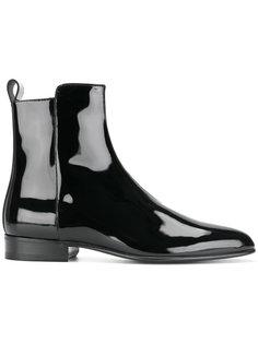 ботинки Wyatt Saint Laurent
