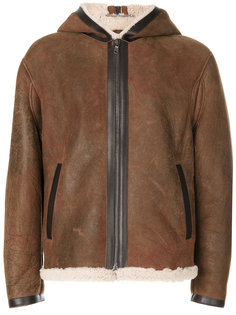куртка из овчины Pihakapi
