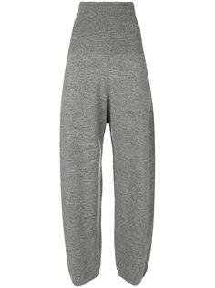 трикотажные брюки  Stella McCartney