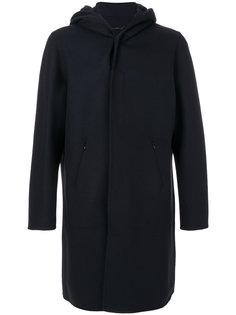 пальто с капюшоном Hevo