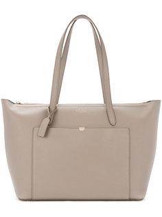 классическая сумка-тоут Smythson