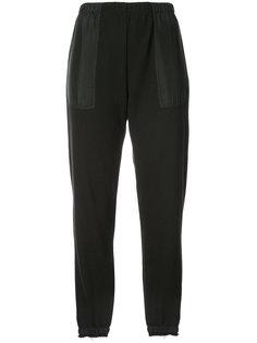 укороченные спортивные брюки Raquel Allegra