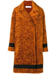 объемное пальто Victoria Victoria Beckham