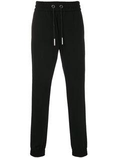 спортивные брюки со шнурком на талии Philipp Plein