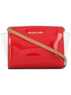 сумка через плечо на молнии Michael Michael Kors