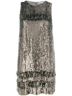 расшитое пайетками платье Glast P.A.R.O.S.H.