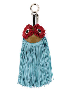 Fringe-eyes charm Fendi