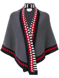 шарф с геометрическим принтом Antonia Zander