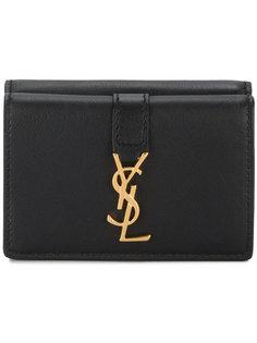 кошелек c логотипом Saint Laurent