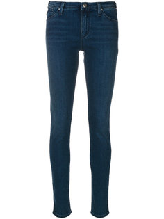 "джинсы ""скинни"" Armani Jeans"