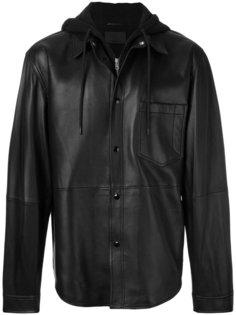 куртка-рубашка с капюшоном Alexander Wang