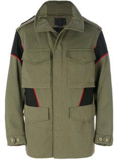 куртка с накладными карманами Alexander Wang