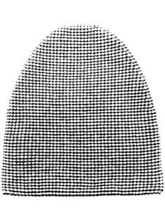 текстурированная шапка Alexander Wang