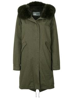 пальто Four Lapin Army Yves Salomon