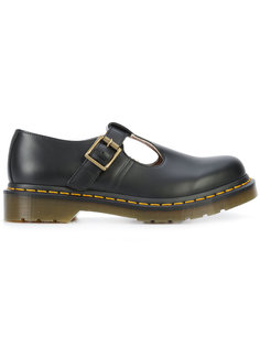 buckled oxford shoes  Dr. Martens
