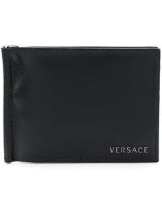 классический бумажник Versace