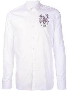 рубашка Scorpion Lanvin