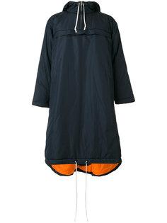 дождевик с капюшоном на шнурке Comme Des Garçons Shirt