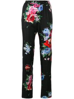 пижамные брюки с принтом  Dolce & Gabbana