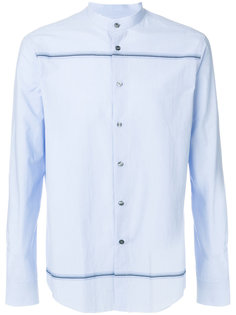 рубашка с полосками MSGM