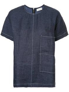 джинсовая футболка Tyler Lee Mathews
