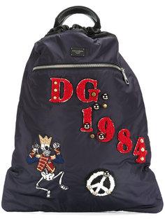 рюкзак DG 1984 Dolce & Gabbana