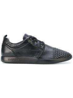 кроссовки со шнуровкой Baldinini