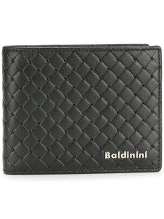 плетеный бумажник Baldinini