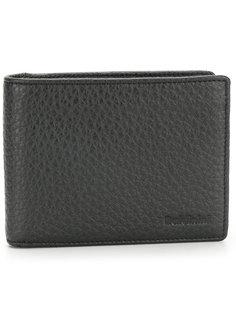 бумажник с тисненым логотипом Baldinini