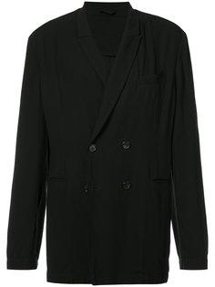 классический пиджак мешковатого кроя  Ann Demeulemeester