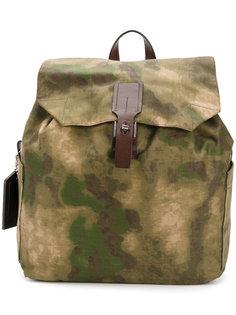 рюкзак с камуфляжным принтом Golden Goose Deluxe Brand