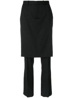 классические брюки с юбкой Givenchy