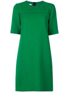платье с короткими рукавами Marni