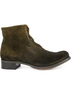 вельветовые ботинки Cherevichkiotvichki