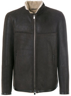 куртка с меховой отделкой Drome